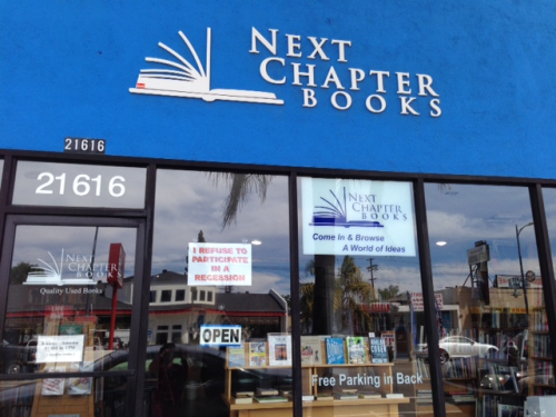 Next Chapter Books in Canoga Park, California
