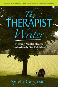 The Therapist Writer by Sylvia Cary, LMFT